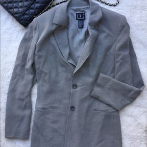 Gray INC blazer size 4